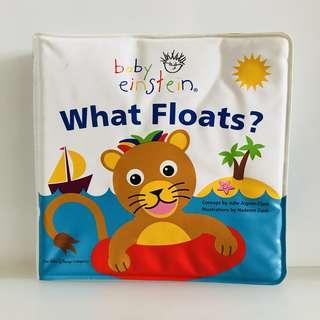 Baby Einstein - What Floats? Bath Book