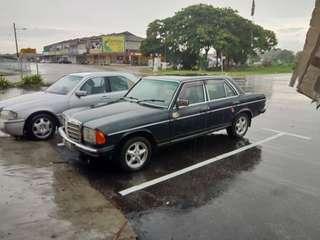 Mercedes Benz 123 , 230cc