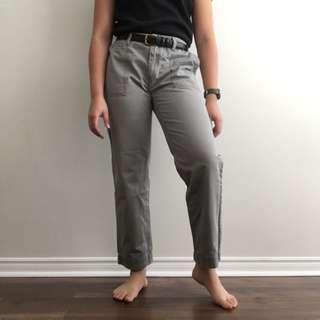 Vintage Styled Boyfriend Pants