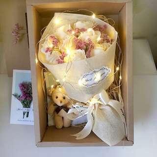 香皂花花束💐禮盒🎁