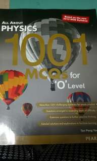 All About Physics 1001 Questions O Levels