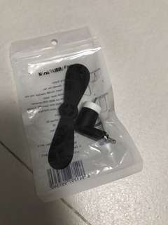 USB Mini Fan for Iphone