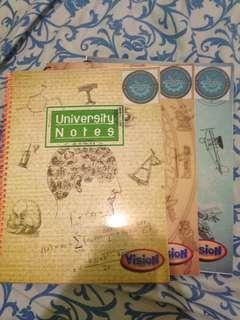 University Notebook
