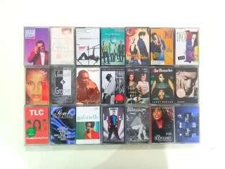 Assorted Cassettes Kaset - Set B