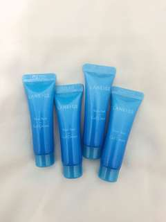 Laneige Water Bank Gel Cream Sample