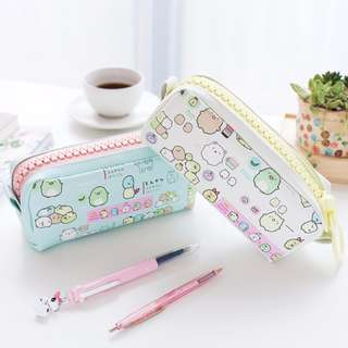 Sumikko Gurashi Big PU Pencil Case