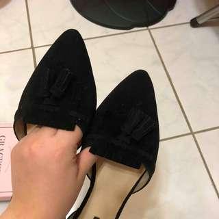 Gracegift 黑色鞋子