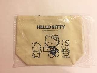 Sanrio hello kitty tote 環保袋 2008 21x28cm