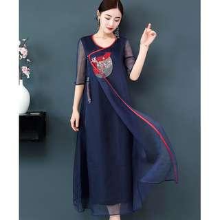 Fashionista Tang Cheongsam 2018 for women