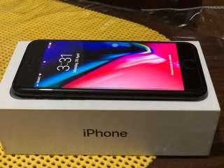 Iphone7 Matte black 32gb smartlocked