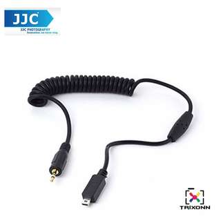 JJC Cable-R Remote Control Cable for For Fujifilm X-A2 XQ2 X-M1 X-E2 X-A1 XQ1 X-T1 Camera (RR-90)
