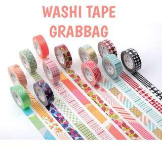 Washi tape grab bag