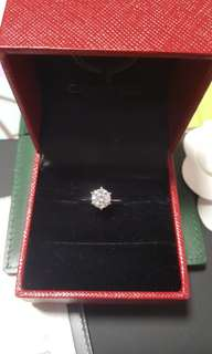 1.20 carat G color 3EX