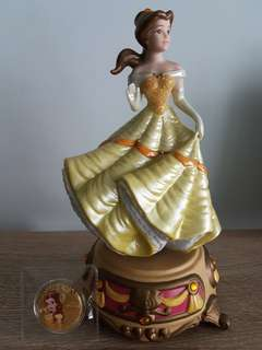 BNIB Disney princess Belle set