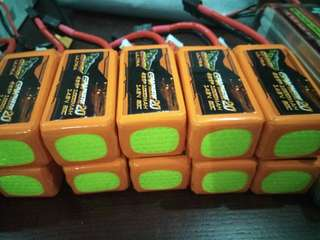 1Pcs DINOGY ULTRA GRAPHENE 2.0 4S 1000 XT60 80C/160C LIPO (High Quality Graphene battery!)