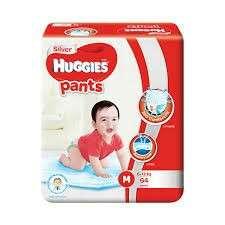 Huggies Silver Pants