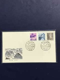 China Stamp- 1982 R22A FDC