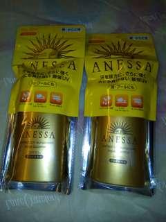Shiseido Anessa perfect UV sunscreen aqua booster 60ml