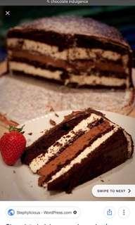 Chocolate Indulgence (whole cake)