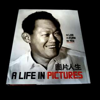 BN Lee Kuan Yew Hard Cover