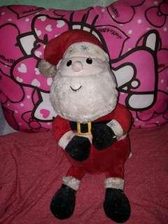Santa clause Stuff toy