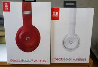 Brand New Beats solo 3