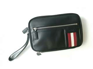BALLY THAMES CLUTCH 24X17CM