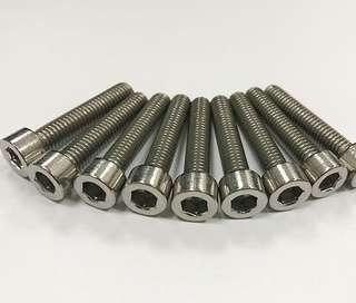 Titanium Bolt M6x20MM.