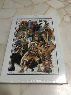 Jigsaw puzzle for one piece