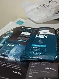 Soap Bar North for Men