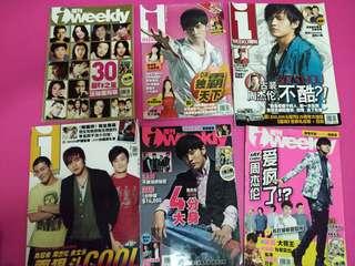 Jay Chou I weekly
