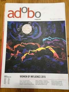 Adobo Magazine Issue 56 (Mar-Apr 2015)