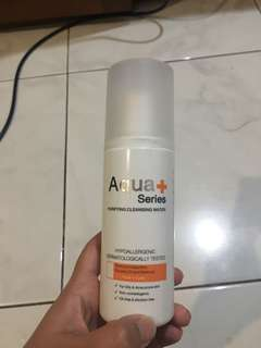 Aqua Plus Purifying Cleansing Water