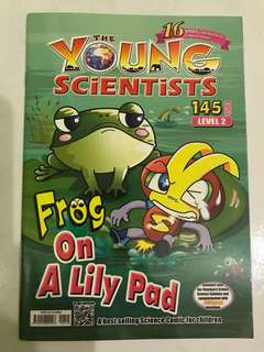 Young Scientists Level 2 #145