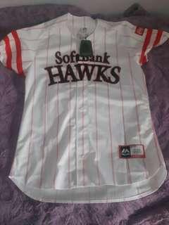 Majestic Athletic:Softbank Hawks