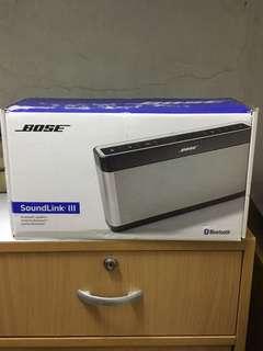 For Sale Pre-Owned Original Bose Soundlink 3