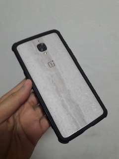 Oneplus 3T + LIMITED EDITION COVER