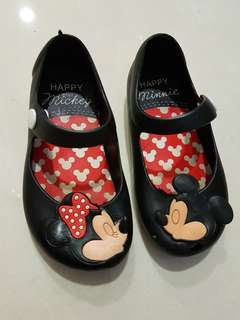 Baby Girl Mickey n Minnie Shoes