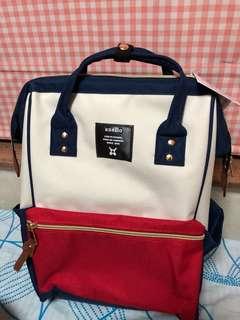 Anello Bag 紅藍白