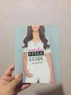 Style Guide Book (Candy)