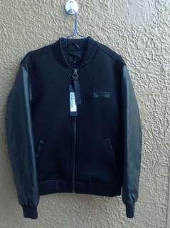 Musium Div. leather jacket