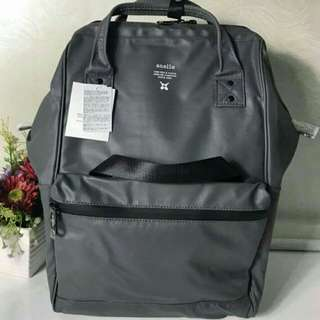 FREE SHIP Anello Bag Nylon Waterproof school backpack back pack 1 gray