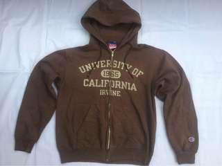 CHAMPION HOODIE UNIVERSITY OF CALIFORNIA