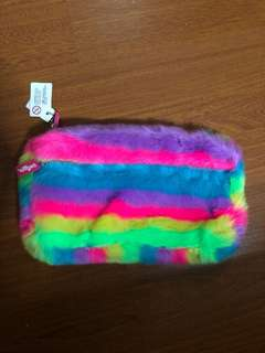 Smiggle Furry Pencil Case