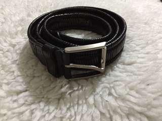 Authentic Cerruti 1881 Genuine Leather