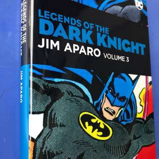 Batman Jim Aparo vol 3