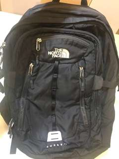Northface backpack (very tough build, good for hiking)