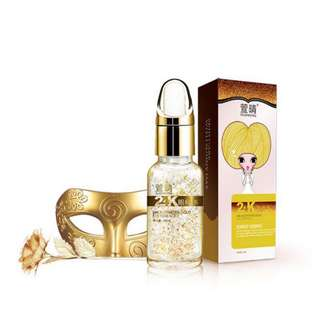 🦋24k Pure Gold Moisturizing Anti-Aging Essence Hyaluronic🦋