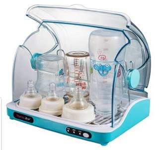Baby Bottle UV Sterilizer + Dryer