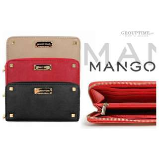 Instock Mango Stud Long Wallet with 3 colors